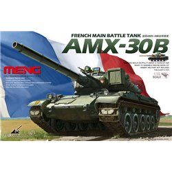 MENG TS-003 1/35 French Main Battle Tank AMX-30B