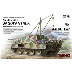MENG TS-047 1/35 German Tank Destroyer Sd.Kfz.173 Jagdpanther Ausf. G2