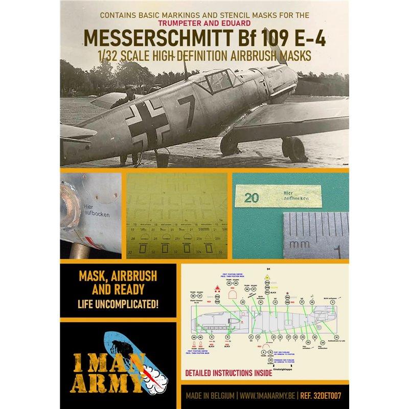 EDUARD FE1100 1/48 Ju 88G-6 seatbelts STEEL