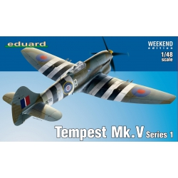 EDUARD 84171 1/48 Tempest Mk.V Series 1