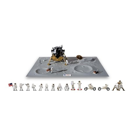 AIRFIX A50106 1/72 One Step For Man Space Collection
