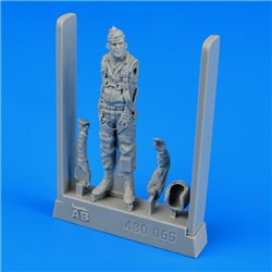 AEROBONUS 480.065 1/48 U.S.A. fighter pilot-Vietnam war 1960-75