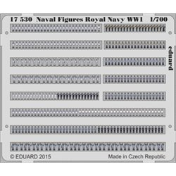 EDUARD 17530 1/700 Naval Figures Royal Navy