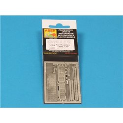 ABER G28 1/48 Grilles for Russian tank T-55 also Tiran 5 for Tamiya