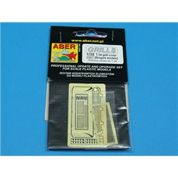 ABER G07 1/48 T-34 grille cover [Dragon model]