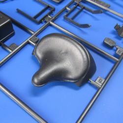ABER D-07 1/32 Telegraph-pillar set for 4 insulators