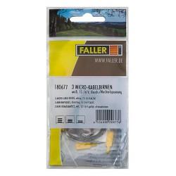 Faller 130381 HO 1/87 Installation d'énergie éolienne Nordex - Wind generator