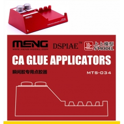 MENG MTS-034 CA Glue Applicators