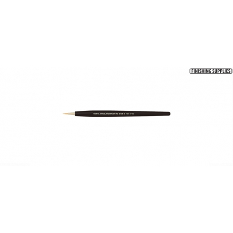 TAMIYA 87155 HG Pointed Brush - Fine - Pinceau pointu HG fin