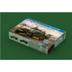 HOBBY BOSS 82451 1/35 M3A1 Scout Car 'White' Early Version