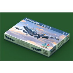 HOBBY BOSS 87248 1/72 F9F-2 Panther