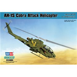 HOBBY BOSS 87225 1/72 AH-1S Cobra Attack Helicopter