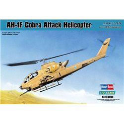 HOBBY BOSS 87224 1/72 AH-1F Cobra Attack Helicopter
