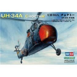 HOBBY BOSS 87215 1/72 American UH-34A 'Choctaw' Belgian Air Force