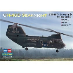 HOBBY BOSS 87213 1/72 American CH-46 ''sea knight''