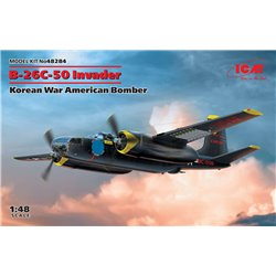 ICM 48284 1/48 Douglas B-26С-50 Invader Korean War American Bomber