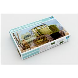 TRUMPETER 05539 1/35 Russian ChTZ S-65 Tractor with Cab1