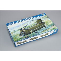 TRUMPETER 01621 1/72 CH47A Chinook