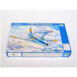 TRUMPETER 01320 1/144 North American F-86 F-30 Sabre