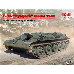 ICM 35371 1/35 T-34 Tyagach Model 1944, Soviet Recovery Machine
