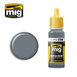 AMMO BY MIG A.MIG-0228 FS 35164 INTERMEDIATE BLUE (ANA 608) 17ml