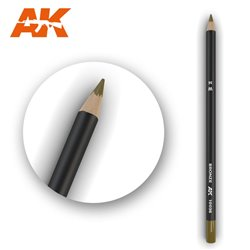 AK INTERACTIVE AK10036 WATERCOLOR PENCIL BRONZE