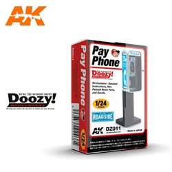 DOOZY DZ011 1/24 PAY PHONE