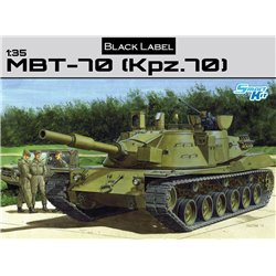DRAGON 3550 1/35 MBT-70 (Kpz. 70)
