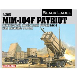 DRAGON 3563 1/35 MIM-104F PATRIOT
