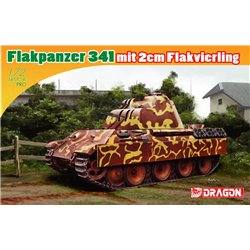 DRAGON 7487 1/72 Flakpanzer 341