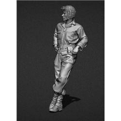 PANZER ART FI35-116 1/35 US tanker with coverall No.1