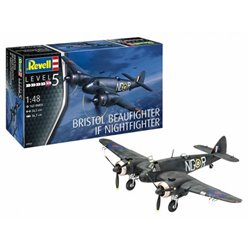 REVELL 03854 1/48 Beaufighter IF Nightfighter