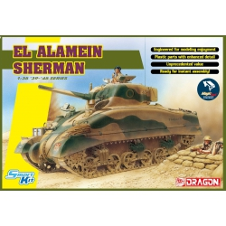 DRAGON 6617 1/35 EL ALAMEIN Sherman