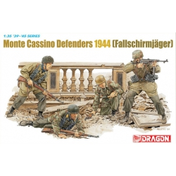 DRAGON 6514 1/35 Monte Cassino Defenders