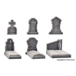 VOLLMER 48282 1/87 Deco-set Tombs of Stone Art