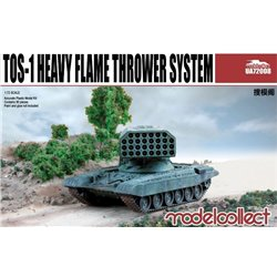 MODELCOLLECT UA72008 1/72 TOS-1 Heavy Flame Thrower System