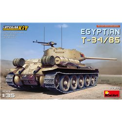 MINIART 37071 1/35 Egyptian T-34-85. Interior Kit