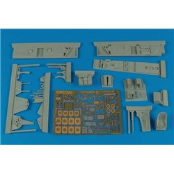 AIRES 4503 1/48 Ar 196A-5 cockpit set for Italeri