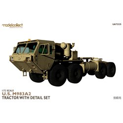 MODELCOLLECT UA72325 1/72 U.S M983A2 Tractor with detail set