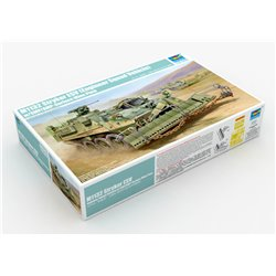 TRUMPETER 01575 1/35 M1132 Stryker Engineer Squad Vehicle