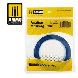 AMMO BY MIG A.MIG-8042 Flexible Masking Tape 3mmx33m