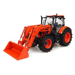 UNIVERSAL HOBBIES 4940 1/32 Kubota M7171 with front loader