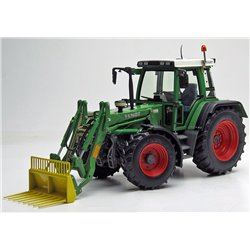 WEISE-TOYS 1064 1/32 Fendt Favorit 510 C with loader