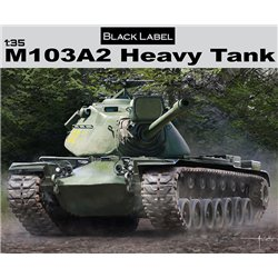 DRAGON 3549 1/35 M103A2 Heavy Tank