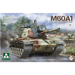 TAKOM 2132 1/35 M60A1 U.S .ARMY MAIN BATTLE TANK