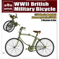 DIOPARK 35010 1/35 WWII British Military Bicycle