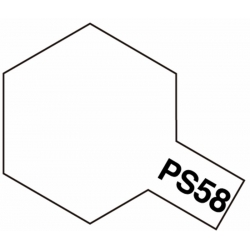 TAMIYA 86058 Peinture Bombe Spray PS-58 Vernis Nacré / Pearl Clear