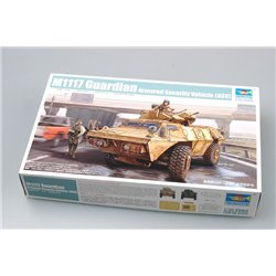 TRUMPETER 01541 1/35 M1117 Guardian Armored Security Vehicle (ASV)