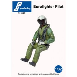 PJ PRODUCTION 321127 1/32 PILOTE EUROFIGHTER
