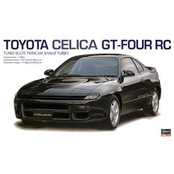 HASEGAWA 20255 1/24 TOYOTA CELICA GT-FOUR RC